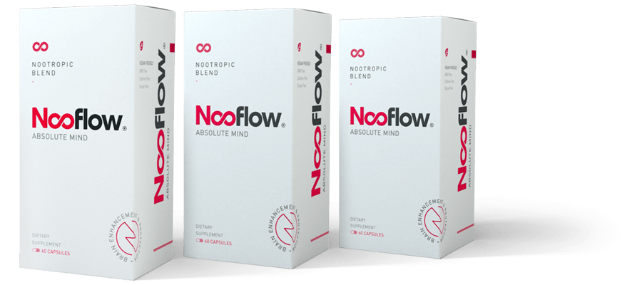 Nooflow® Absolute Mind - Triple Packaging